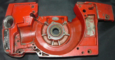 Jonsered 670 Chainsaw Flywheel Left Side Crankcase