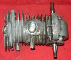 poulan 2900 chainsaw piston, cylinder and crank assembly type 1