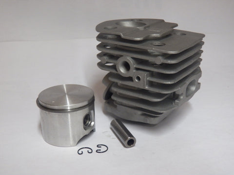 Husqvarna 55 Rancher Chainsaw 46MM Piston and Cylinder Set NEW 503 60 91-72