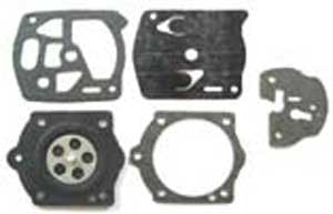 walbro ws carburetor gasket and diaphram kit