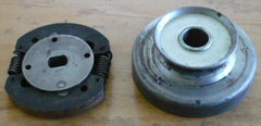 pm canadien and skil 1631 chainsaw 3/8-7complete spur drum clutch assembly