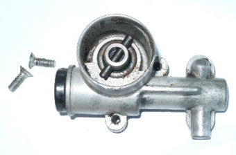 stihl 08s chainsaw oil pump assembly