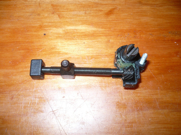 Efco 152 Chainsaw Lateral Chain Tensioner Assembly