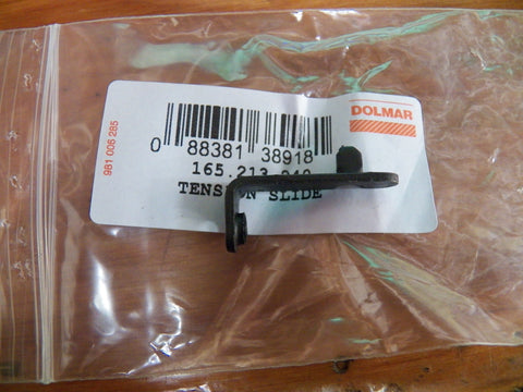 Dolmar PS-35 Chainsaw Tensioner Slide 165 213 240 NEW (D-31)