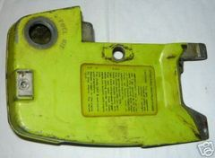 Poulan 25DA XXV Chainsaw Fuel/Gas Tank Assembly