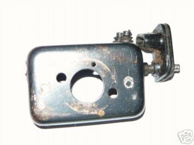 Echo CS 601 VL Chainsaw Carburetor Cover/Box