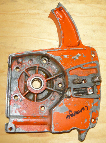 Lombard Comango Chainsaw Orange Drivecase Assembly