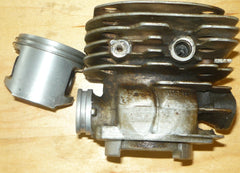 Husqvarna 372xp Chainsaw Piston and Cylinder 50mm Mahle