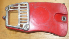 solo 634 chainsaw clutch cover with brake band