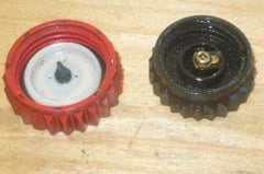 john deere 55sva chainsaw fuel and oil cap set