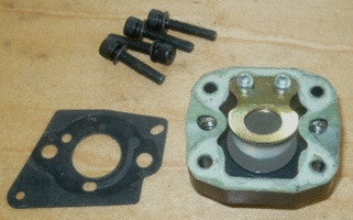 shindaiwa 357 chainsaw intake manifold and reed valve