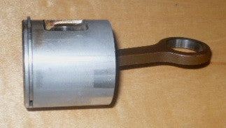 skil 1614 chainsaw piston with ring and rod
