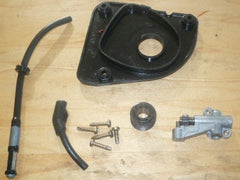 shindaiwa 357 chainsaw complete oil pump assembly