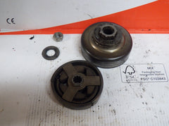 Pioneer P41 Chainsaw Complete Clutch assembly