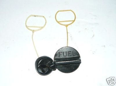 Olympic 264 Chainsaw Fuel & Oil Cap Set