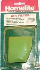 Homelite d830sb z625cd + Trimmer Air Filter D06615 NEW