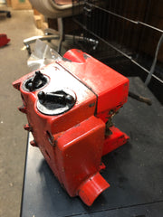 Jonsered 370 Chainsaw Tank Assembly