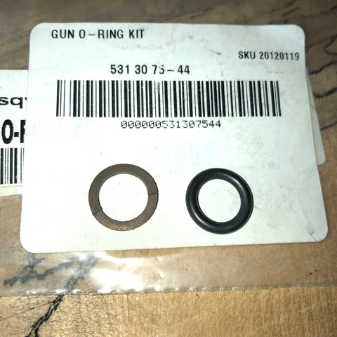 Husqvarna 5525, 6026, 6027, 9030 Pressure Washer O-Ring KIt NEW 531 30 75-44 (H-0014)