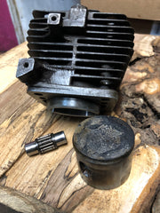 Pioneer P38 Chainsaw Piston and Cylinder Set