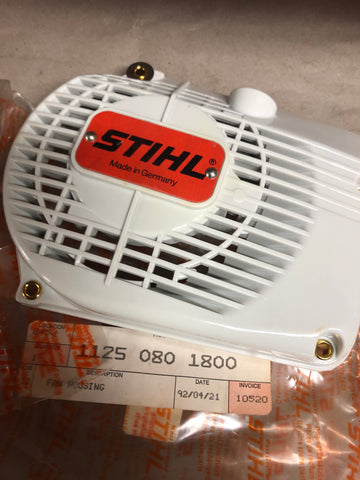 Stihl 034AV Chainsaw Starter Housing 1125 080 1800 NEW (ST-10)