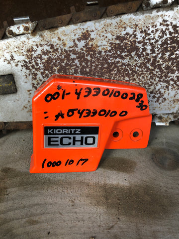 Echo CS-601 - 750EVL Chainsaw Clutch Cover 43301002830 NEW (I600)