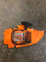 Olympic 240 chainsaw starter recoil assembly