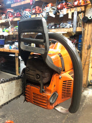 Husqvarna 346xp 50cc Complete Running Serviced Chainsaw 20120900826