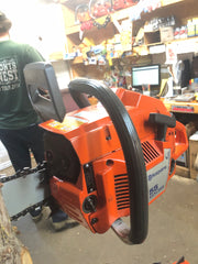 Husqvarna 55 Rancher Complete Running Serviced Chainsaw 033901555