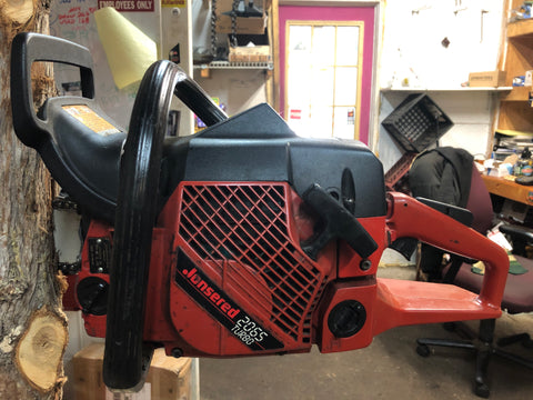 Jonsered 2065 Turbo Complete Running Serviced Chainsaw