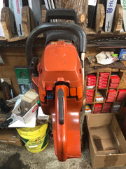 Husqvarna 359 Complete Running Serviced Chainsaw