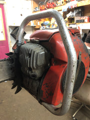 Solo 611 Twin Chainsaw Clean and Complete Running Condition 1965