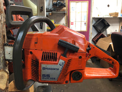 Husqvarna 55 Rancher Complete Running Serviced Chainsaw