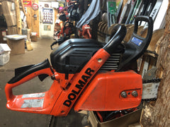 Dolmar PS-6100 Complete Running Serviced Chainsaw 2013.08411456