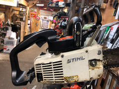 Stihl 011avt Complete Running Serviced Chainsaw