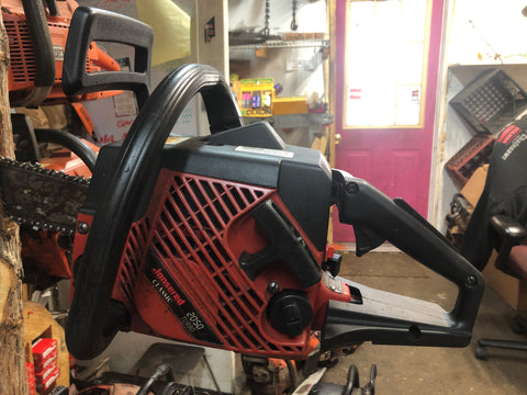 Jonsered 2050 Turbo Complete Running Serviced Chainsaw
