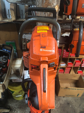 Husqvarna 42 Complete Running Serviced Chainsaw 7200513