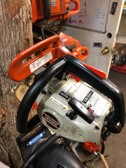 Echo CS-341 Complete Running Serviced Chainsaw