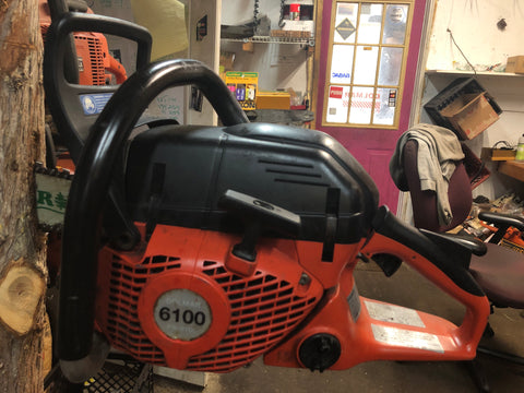 Dolmar PS-6100 Complete Running Serviced Chainsaw 2013.11421879