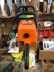 Stihl 046 Arctic Complete Running Serviced Chainsaw