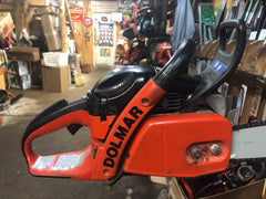 Dolmar PS-5100SH Complete Running Serviced Chainsaw 0809133230
