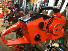 Sachs-Dolmar KMS-4 Wankle Rotary Engine Chainsaw