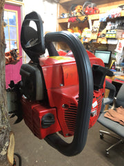 Efco 152 Complete Running Serviced Chainsaw