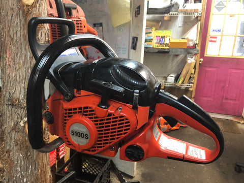 Dolmar PS-5100SH Complete Running Serviced Chainsaw 0809132882
