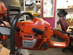 Husqvarna 357xp Complete Running Serviced Chainsaw
