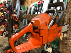 Husqvarna 242xp Complete Running Serviced Chainsaw