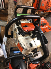 Stihl 011avt Complete Running Serviced Chainsaw 229728509