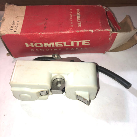 Homelite 410 Chainsaw Ignition Coil Module NEW A-93414 (HM-2590)