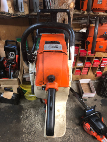 Stihl 038AV Super Complete Running Serviced Chainsaw 113335178