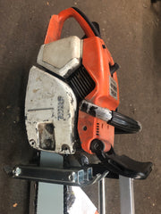 "Stihl 056AV Complete Running Serviced Chainsaw W/ 24"" Alaskan Sawmill"
