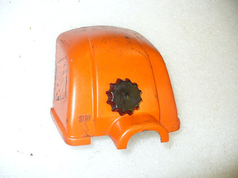 stihl 028 chainsaw twist lock air filter cover #2